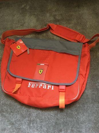 Torba na ramię Ferrari