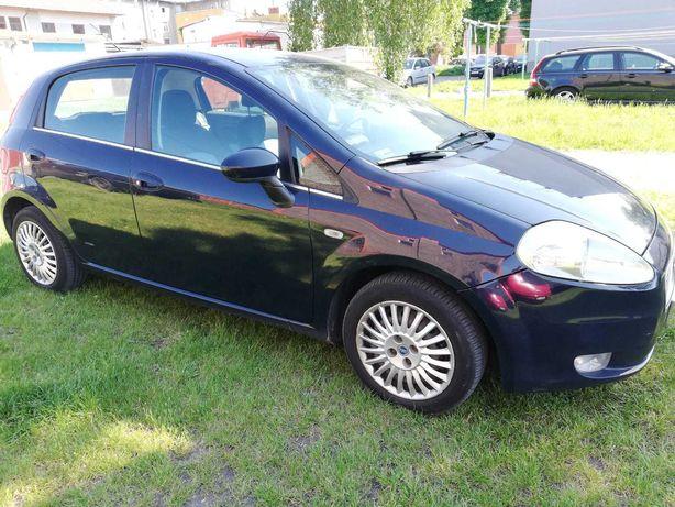Fiat Grande Punto 2006 1.4 LPG