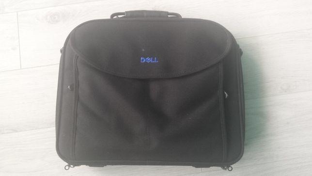 Solidna torba na laptop Dell z dodatkową kieszenią