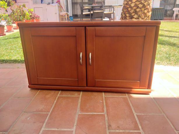 Móvel TV madeira maciça