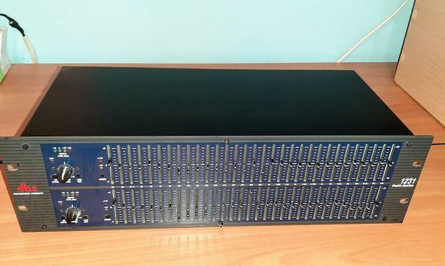 DBX 1231 двухканальный эквалайзер
