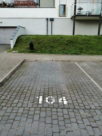 Miejsce parkingowe . Osiedle Kazimierz
