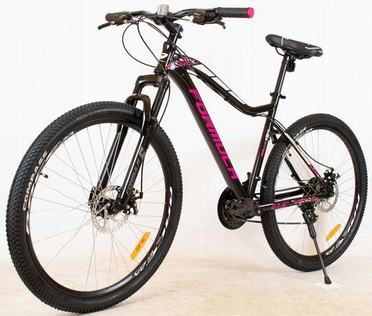 Rower górski 27,5 SHIMANO aluminiowy 2 X TARCZE AMORTYZACJA Molly