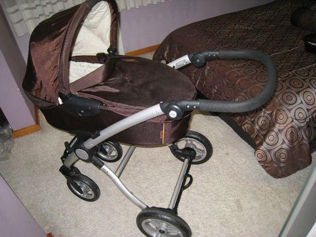 Wózek dziecięcy MUTSY Transporter 3w1