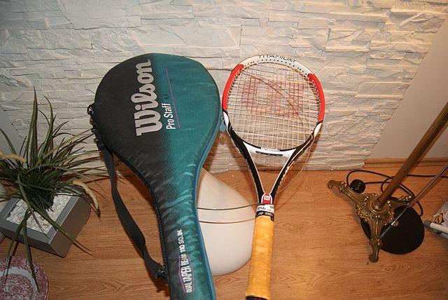 Rakiety Wilson do tenisa