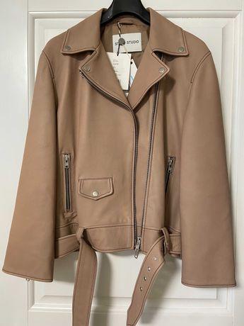 Кожаная куртка STAND STUDIO (натуральная кожа)