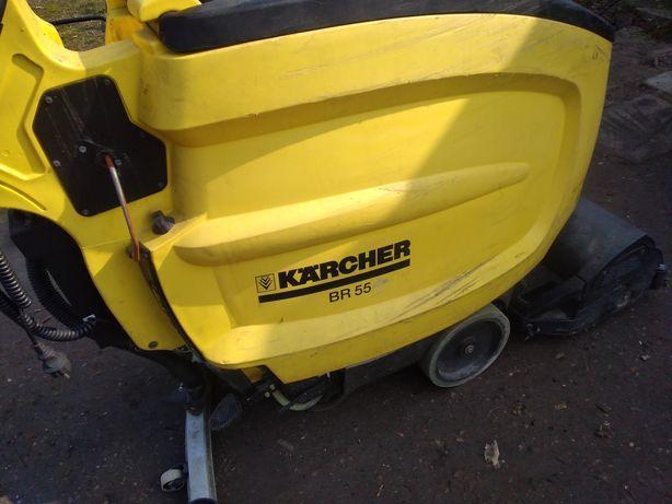 Zamiatarka Szorowarka Karcher BR 55/60