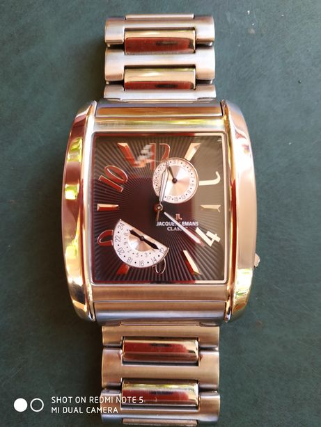 Брендовые мужские часы кварцевые,(Австрия) Jaquase Lemans