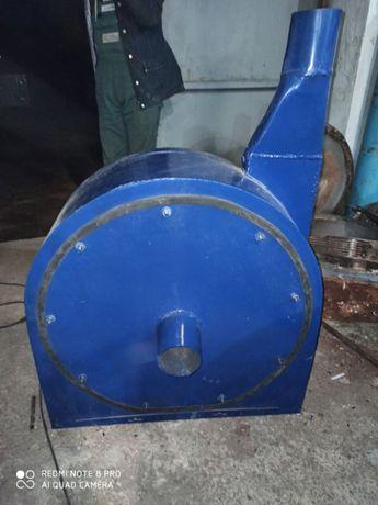 Дробілка 15кВт Подрібнювач зерна Дробарка