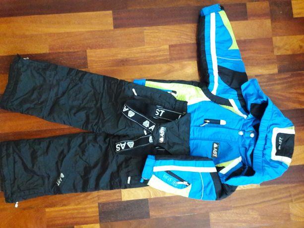Kurtka i spodnie narciarskie AST