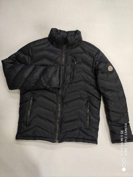 брендовая Moncler мужская зимняя куртка