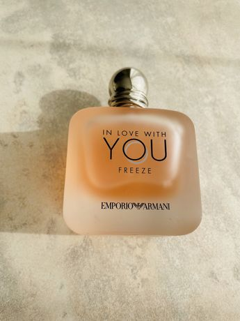 Emporio Armani In love with you Freeze 100 ml