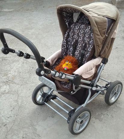 Продам детскую коляску зима-лето ABC Design Pramy Luxe Crispу