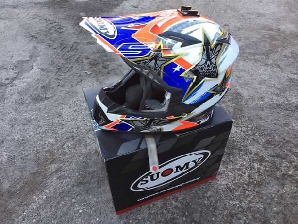 Kask Suomy rumble Mr jump  cross enduro