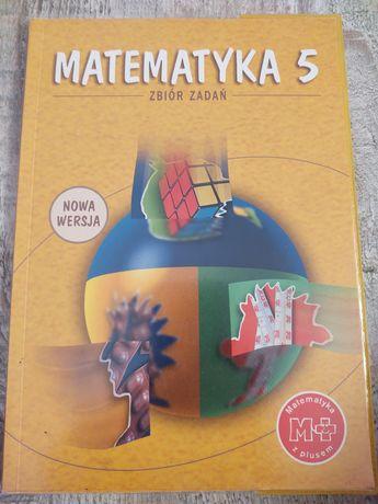 Matematyka 5 - zbiór zadań.