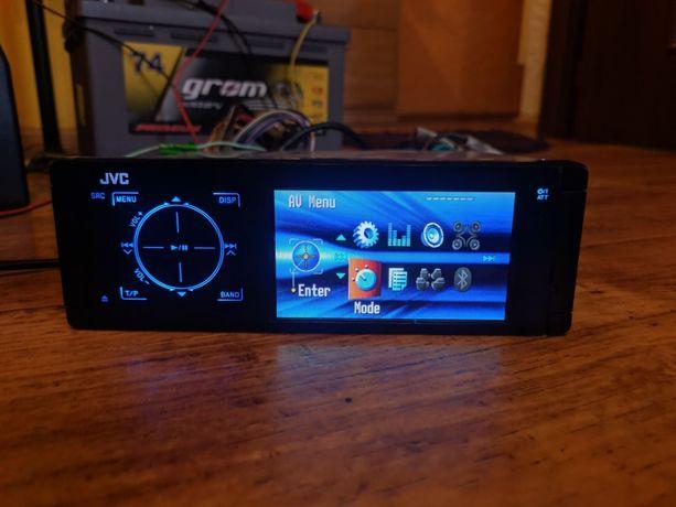 Radio JVC KD-AVX44 USB DVD wysoki model BLUETOOTH
