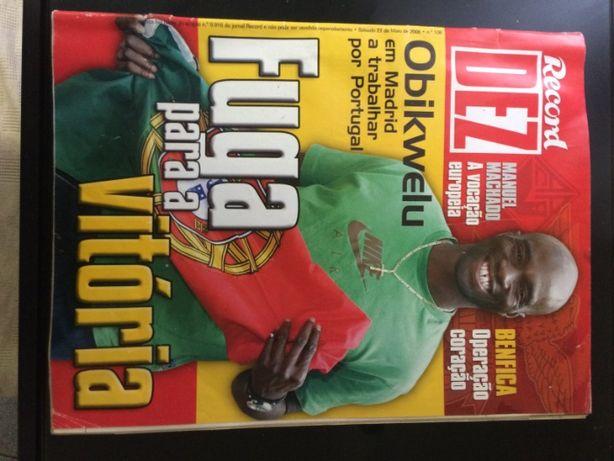 revista nº 108 ''record Dez''