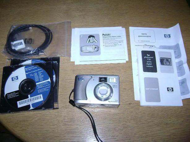 Aparat fotograficzny HP 735 Photosmart