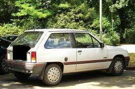 vendo peças Opel corsa A