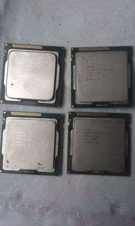Intel Pentium G850 G860 G640 G645 G630 s1155