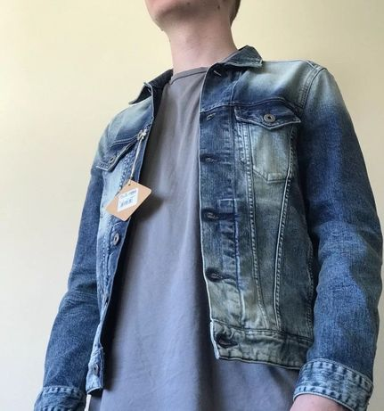 Джинсовая куртка Replay М, 48 размер