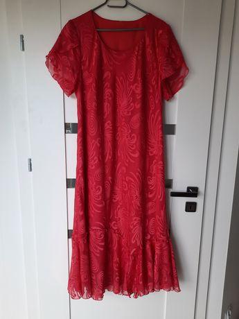 Sukienka z żakietem rozmiar 46