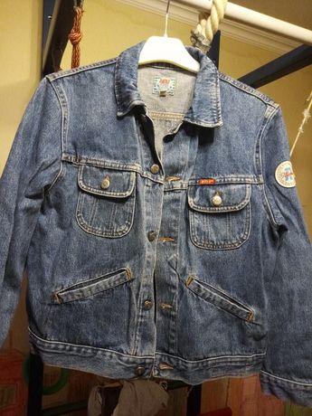 Джинсовая куртка RIFLE