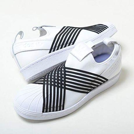 Оригинал, adidas Superstar Slip-On, 25 см, кроссовки, CG6013