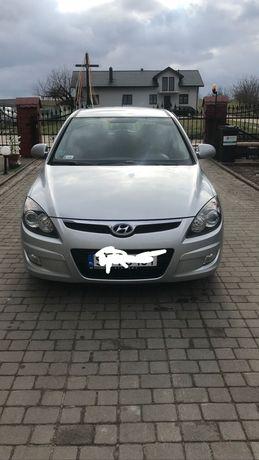 Hyundai i30 1,4 benzyna 2008 grudzień