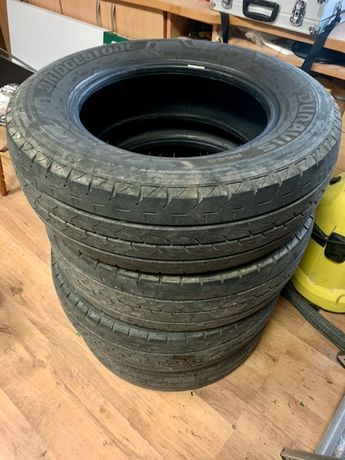 Opony Bridgestone Duravis R660 16c