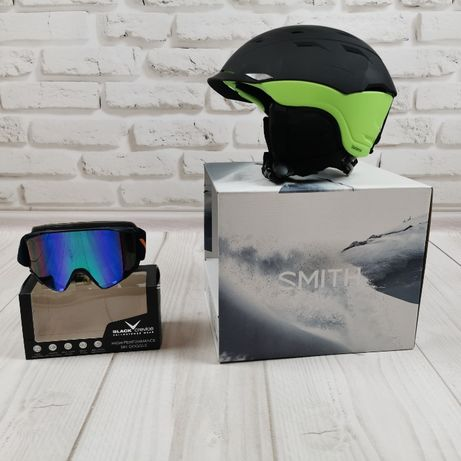 SMITH! Лижний шолом Лижна маска Лыжный шлем