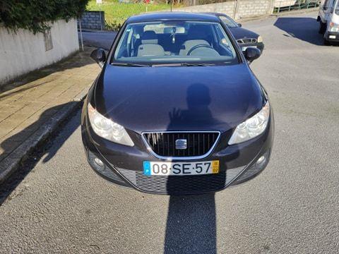 Seat Ibiza 1.2 TDI 80000 km (possivel crédito) troco por canter 2005+