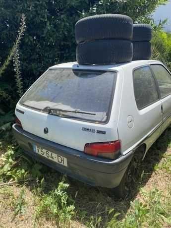 Peugeot 106 1.1 para peças
