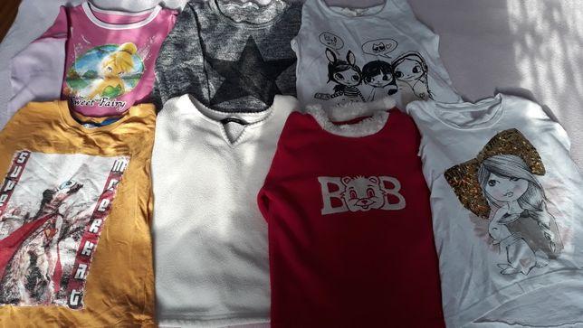 Bluzki koszula104 do 116 122