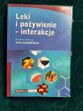 Leki i pożywienie interakcje PZWL