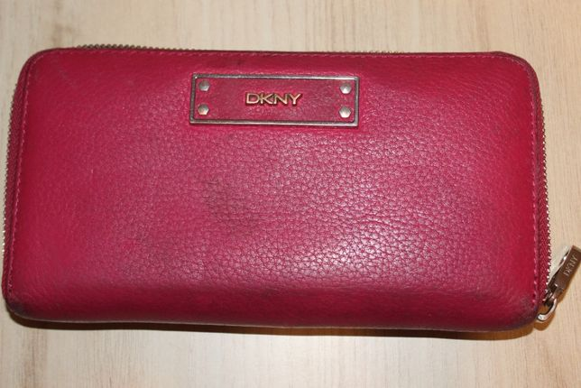 Damski portfel DKNY - używany