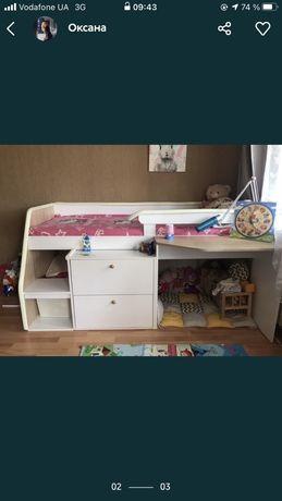 Кровать, детская кровать