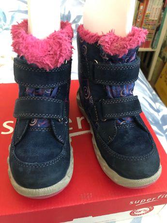 Дитячі зимові чоботи 26 розмір!!!