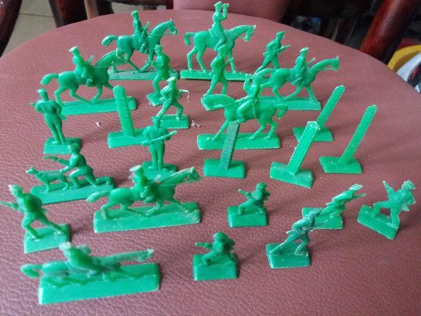 Солдатики СССР мини пластик