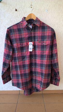 Рубашка зимняя Wrangler. Осень-зима. США. Оригинал.