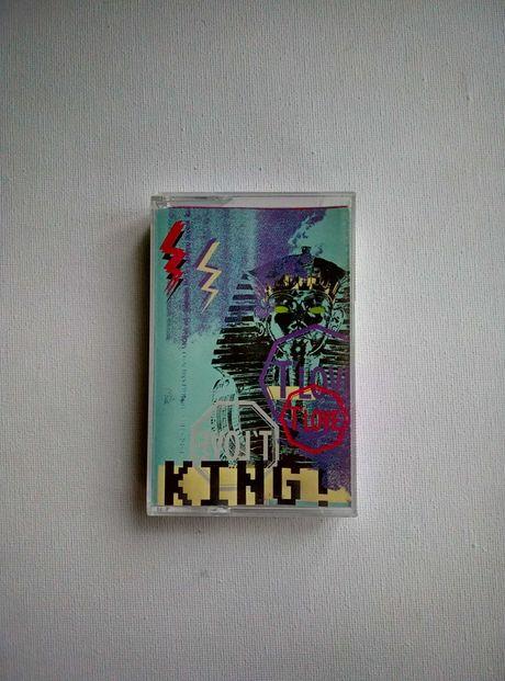 """T Love """"King """" kaseta audio"""