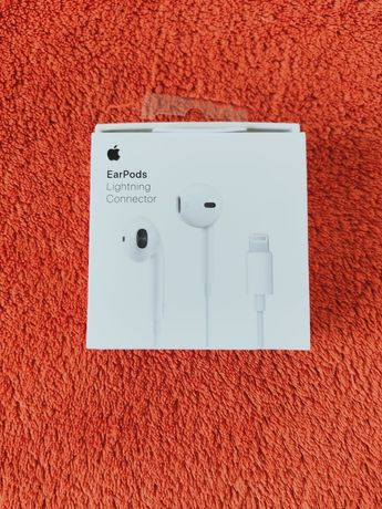 Apple EarPods ze złączem Lightning