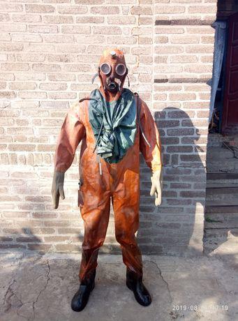 Спасательный костюм подводника 1978 г.