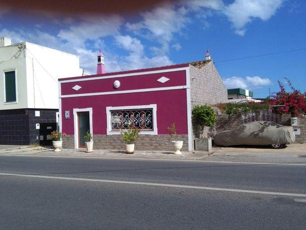 Moradia/casa habitação;negocio;férias.Algarve(PERMUTA)