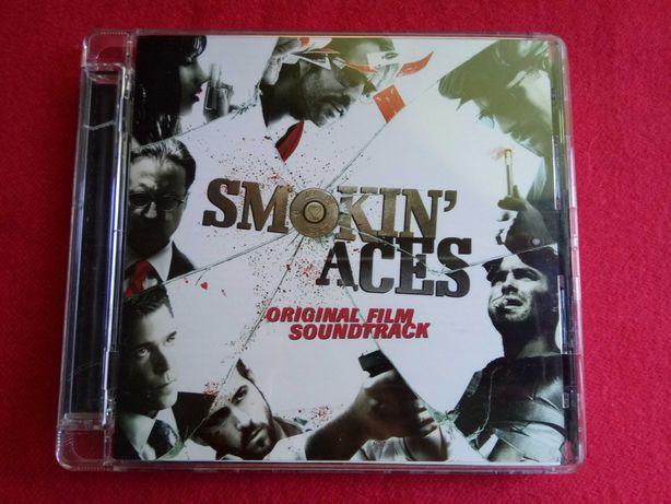 SMOKIN ACES 2€ !!original film soundtrack - CD - NOVO