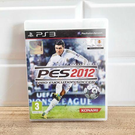 Gra PES 2012 na PlayStation 3