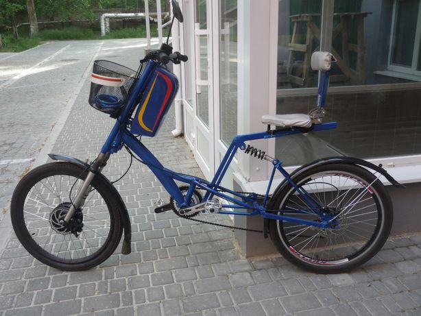 продам велосипед эксклюзив