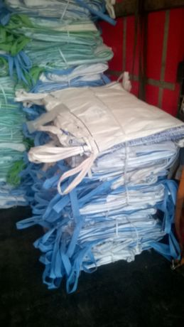 Worki Big Bag 1000kg 150cm wysokości na pszenicę czyste suche hurt