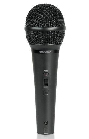 Вокальный микрофон BEHRINGER XM1800S