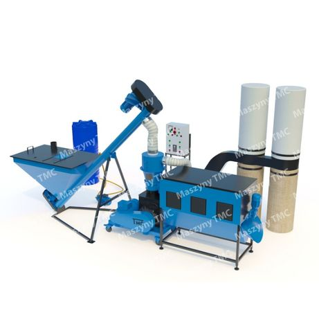 Linia do produkcji pelletu/peleciarka/granulator LDG-2000/14kwt